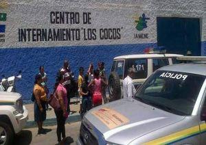 Recapturan a cuatro fugados del Centro de Internamiento de Los Cocos en Porlamar (Foto)