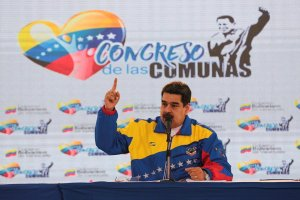 Maduro sobre caso de las cajas Clap: Es un falso positivo para intimidarnos (Video)