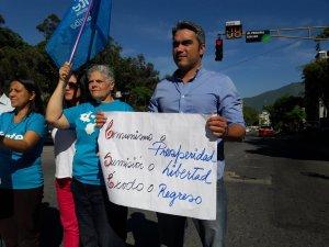 Somaza: Nicolás Maduro cerró con sangre todas las vías democráticas