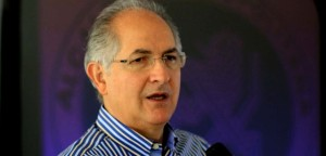 Ledezma: Lo que claman los venezolanos es una intervención humanitaria (Video)