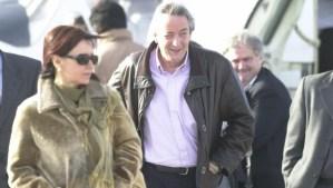 Ordenaron la detención de la viuda de Daniel Muñoz, ex secretario de los Kirchner
