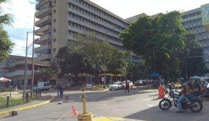 Hospital Central de San Cristóbal se está quedando sin médicos