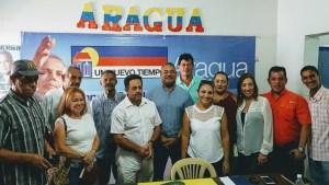 Manuel Rosales en Maracay este sábado