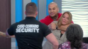 El aterrador momento en el que casi secuestran a la doctora Ana María Polo en pleno Caso Cerrado (VIDEO)
