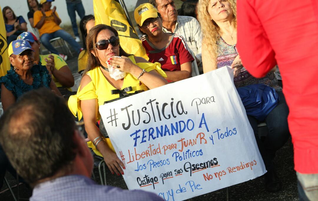 Juan Pablo Guanipa: Memoria de Fernando Albán debe unir a Venezuela por presión interna e internacional