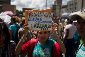 En octubre se registraron 1.418 protestas, la mayoría para exigir servicios básicos y salarios justos