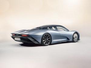"¡BRUTAL!… McLaren reveló el ""Speedtail"" primer hiper-GT, flexible y de carbono que alcanza 403 Km/H (FOTOS)"