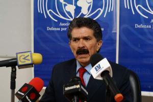Rafael Narváez: Para un Estado que sobre el que pesa un expediente en la CPI, ir por nosotros es debilidad