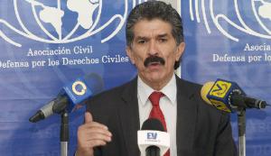 Rafael Narváez :Exigir Carnet de la Patria es discriminación, desigualdad y Crimen de lesa humanidad