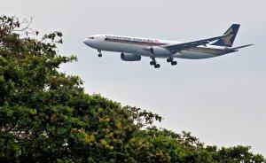El vuelo comercial más largo del mundo: De Singapur a Nueva York sin escalas