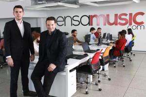 """PensaMusic… El emprendimiento que busca """"sonar"""" en toda Latinoamérica"""