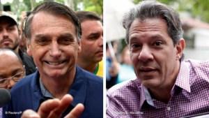Abren nueva investigación sobre noticias falsas contra Haddad y Bolsonaro