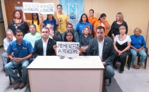 Concejales marabinos y líderes estudiantiles rechazan asesinato de Fernando Albán