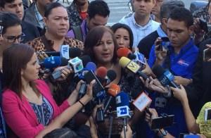 Dinorah Figuera: Tarek William Saab es responsable por la muerte del concejal Fernando Albán