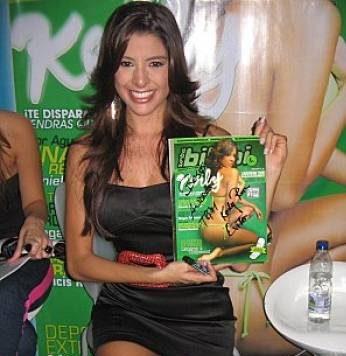 Gabriela spanic urbe bikini
