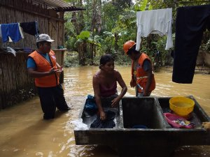 Nueve muertos y 760.000 afectados desde abril por temporada de lluvias en Guatemala
