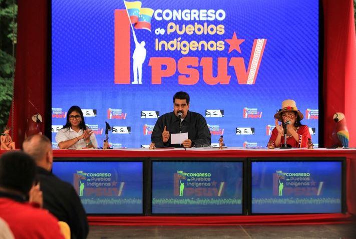 Maduro: En los próximos días iré a la ANC para aprobar el Plan de la Patria 2025