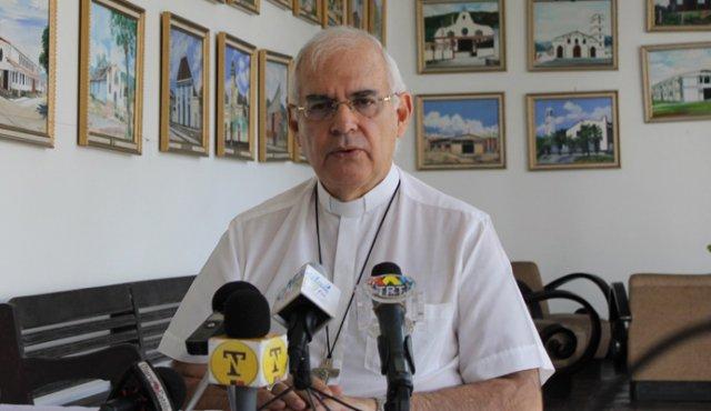 Monseñor Moronta, obispo de San Cristóbal, pide a Duque y Maduro restaurar el diálogo