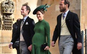 Pippa Middleton abandonó el hospital tras dar a luz a su primer hijo