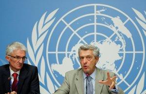 ONU pide a Grecia mejorar condiciones en los campamentos de migrantes