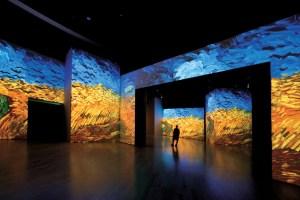 Van Gogh Alive, la impresionante exposición que llegará a Madrid (Fotos)