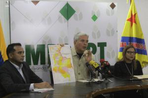 Gobierno bolivariano anuncia cierre de frontera para intercambio de animales y productos por fiebre aftosa en Colombia