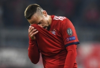 Franck Ribery se disculpa por agredir a un comentarista de televisión tras la derrota ante el Dortmund