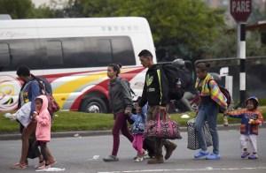"""OIM dice que el éxodo venezolano podría incrementar la """"esclavitud moderna"""" en Latinoamérica"""