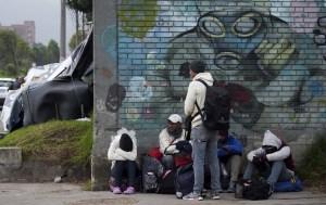 ONU: El 14 % de los migrantes venezolanos recurrió a la mendicidad