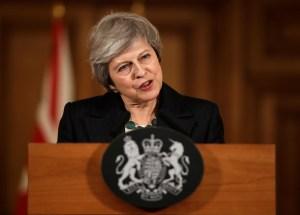 Theresa May defiende el acuerdo de Brexit: Es lo correcto para mi país