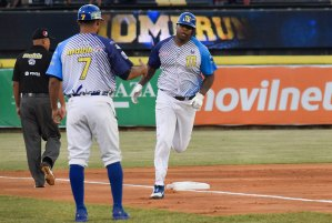 Delmon Young hace historia con el Magallanes: Se corona como MVP de la temporada