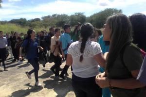 Secretario de la Universidad de Carabobo tras ataque de los colectivos: Parecía algo ejecutado por el ELN