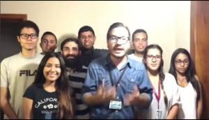 Marlon Díaz: El país reconoce el triunfo de Unidad Estudiantil en la Universidad de Carabobo (Video)