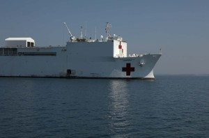 Buque hospital EEUU acaba misión en Honduras tras atender a más de 5 mil pacientes