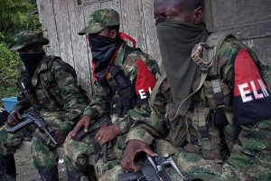 Denuncian que voceros del Psuv mantienen reuniones con el ELN en Táchira