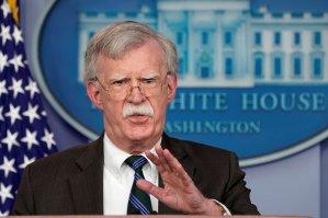 John Bolton: EEUU busca una coalición amplia para reemplazar a Maduro en Venezuela