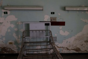 Hospitales de Venezuela en ruinas: Camas rotas, cortes de agua y escasez de comida (fotos)