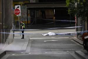 El Estado Islámico asume la autoría del ataque con cuchillo en Melbourne