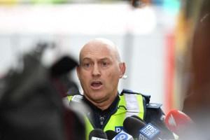 La policía dice que trata el ataque de Melbourne como terrorista