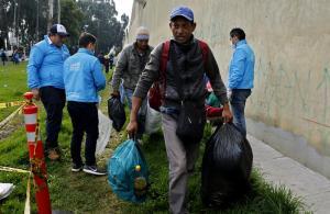 ONG alerta que número de venezolanos en Colombia puede duplicarse en seis meses
