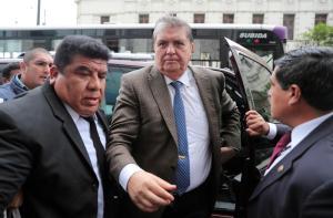 Abogado de Alan García lamenta no participar en interrogatorio del caso Odebrecht