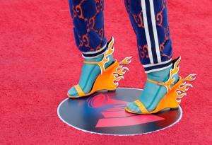 Así lucieron las estrellas en la alfrombra roja de los Grammy Latinos (Fotos)
