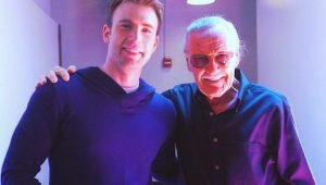 """Nunca habrá otro como él: """"Capitán América"""" se despide de Stan Lee"""
