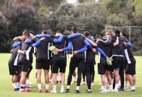 La Vinotinto ya prepara el partido ante Japón con el grupo completo