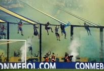 Por violentos: Prohíben la entrada a más de 400 hinchas a estadios de fútbol en Argentina