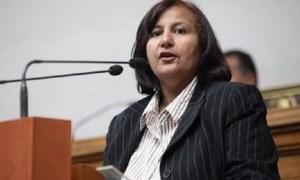 Dinorah Figuera condenó la criminalización del liderazgo femenino por parte de alcaldes maduristas