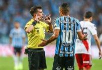 Uruguayo Andrés Cunha será el árbitro en la vuelta de la Superfinal de Copa Libertadores