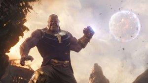 Hasta Thanos (Josh Brolin), villano de Los Vengadores, se despidió de Stan Lee (FOTO)