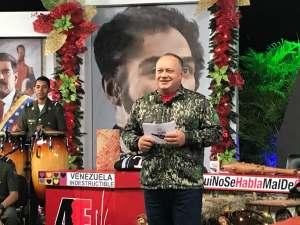 Diosdado Cabello: Sorpresa, la revolución ganó el centro de estudiantes en la Universidad de Carabobo