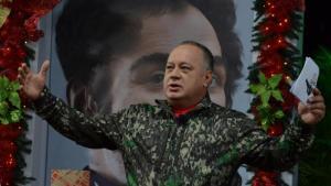 Diosdado Cabello: A Miguel Henrique, a Ravell y a Tal Cual, no los perdono (Video)